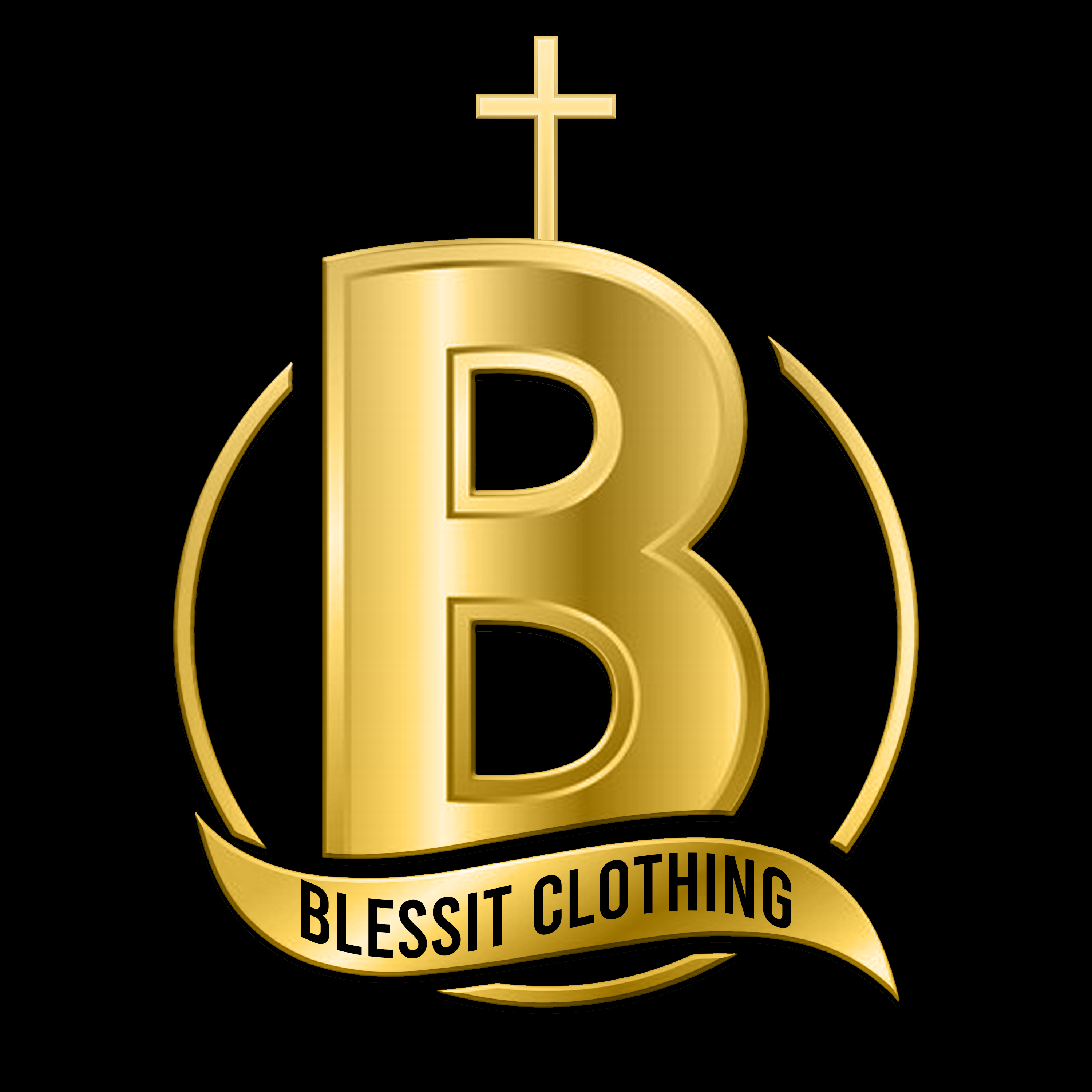 Logo for Bless It Clothing