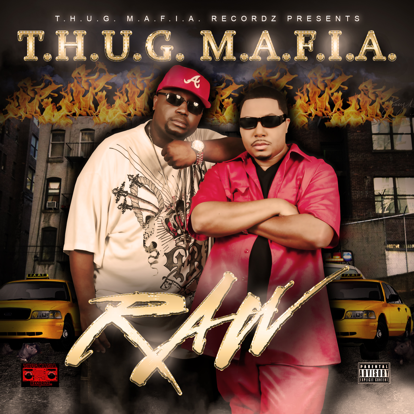 Album artwork for T.H.U.G M.A.F.I.A.